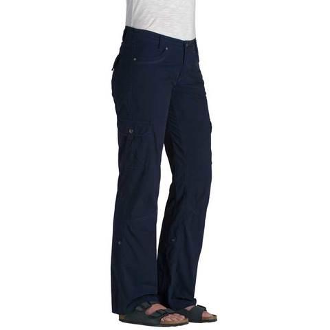Kuhl Women's Splash Roll-Up Pant - Indigo