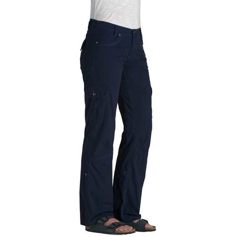 Kuhl Women's Splash Roll-Up Pant - Indigo