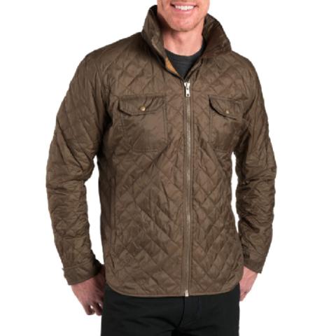 Kuhl Men's Wingman Insulated Jacket - Espresso