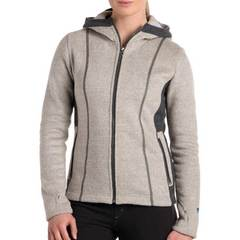 Kuhl Women's Aurora Hoody - Natural