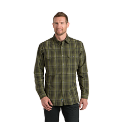 Kuhl Men's Response Long-Sleeve Shirt - Forest