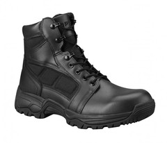 Series 200 6 Side Zip Boot - Black