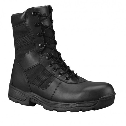 Propper Series 100 8 Inch Side Zip Boot - Black