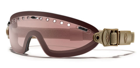 Smith Optics Elite-Boogie Sport Goggle Tan-Ignitor Lens