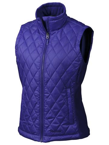 Marmot Women's Kitzbuhel Vest - Gemstone/Midnight Purple