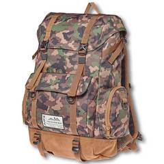 Kavu Camp Sherman Backpack - Camo