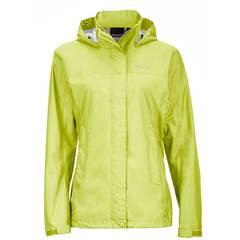 Marmot Women's PreCip Jacket - Citrus Ice