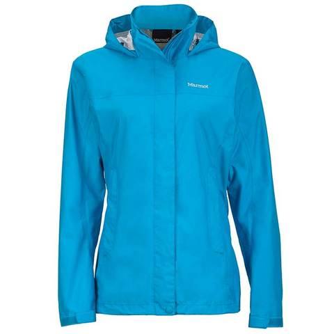 Marmot Women's PreCip Jacket - Blue Sea