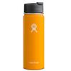 Hydro Flask Wide Mouth 20 oz. Stainless Steel Bottle-Hydro Flip Mango