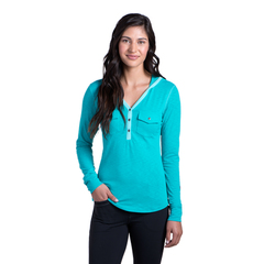 Kuhl Women's Sora Hoody Mountain Jade