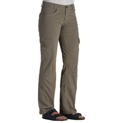 Kuhl Women's Splash Roll-Up Pant - Khaki