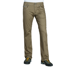 Kuhl Men's D'Lux Lean Pants - Dark Khaki
