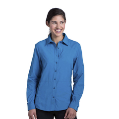 Kuhl Women's Wunderer LS Seaport