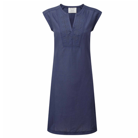 Craghoppers Women's Josette Dress - Soft Navy