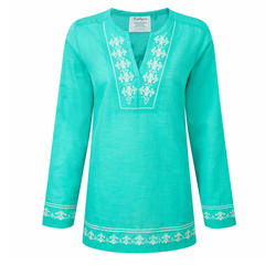 Craghoppers Women's Clemence Long Sleeved Top - Spearmint