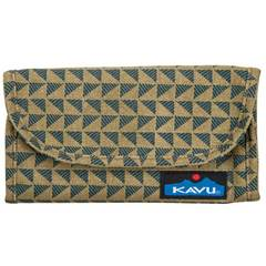 Kavu Big Spender Wallet - Pine Angle