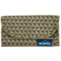 Kavu Big Spender Wallet - Pine Angle