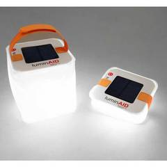 LuminAID Packlite 12 SolarPowered Inflatable Lantern