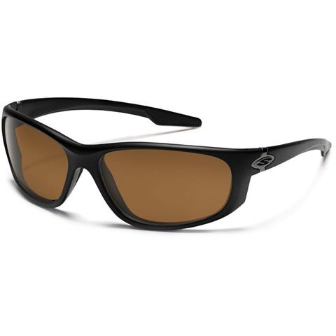 Smith Optics Chamber Elite Tactical Sunglasses - Polarized Brown