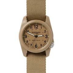 Bertucci DX3 Field Khaki / Coyote Watch