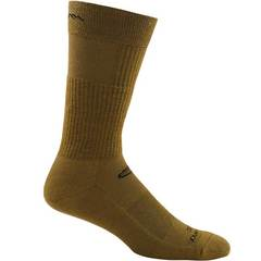 Darn Tough 33005 Mid-Calf Light Cushion Plus Boot Socks - Coyote
