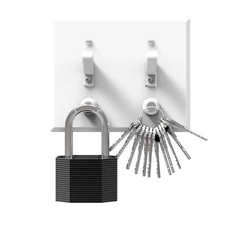 Key Catch - Magnetic Key Hanger 3 Pack