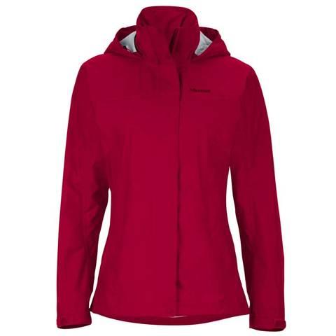 Marmot Women's PreCip Jacket - Persian Red