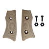 Becker Micarta Handle Kit for BK11 Necker