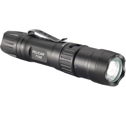Pelican 7100 LED USB Rechargeable Flashlight