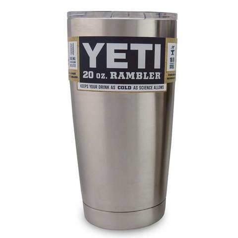 Yeti Rambler Tumbler - 20 oz