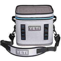 Yeti Flip 12 Hopper  Soft Cooler - Fog Blue