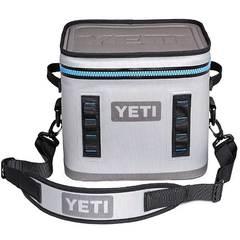 Yeti Flip 12 Hopper  Soft Cooler - Fog Blue