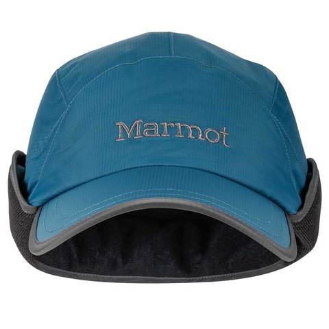 Marmot PreCip Insulated Baseball Cap - Denim 200