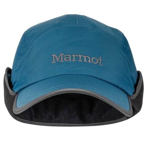 ac81516a1e1 Marmot PreCip Insulated Baseball Cap - Denim 200