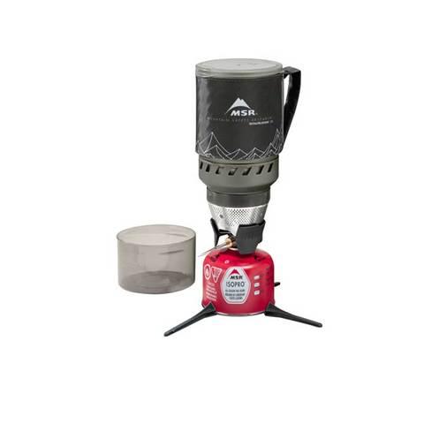 MSR Windburner Stove System 1.0 Liter Black