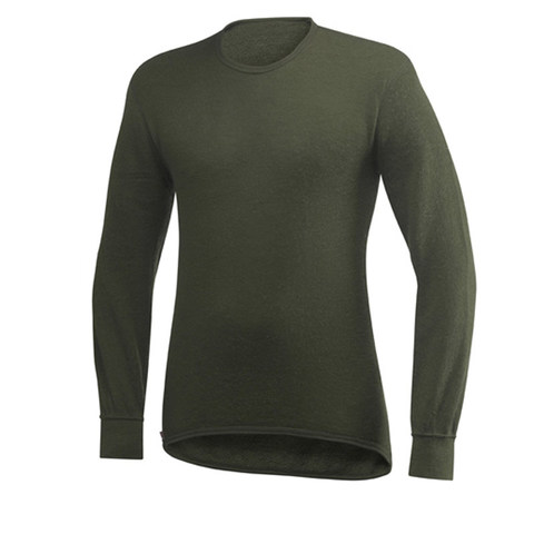 Woolpower Crewneck 200 - Green
