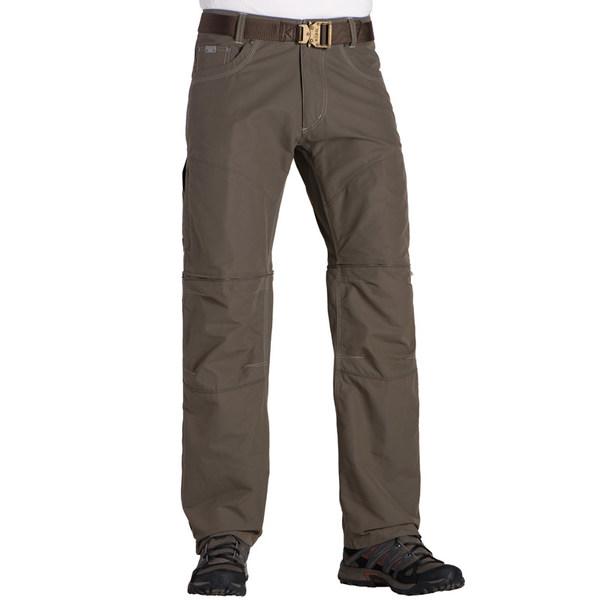 Kuhl Men's Liberator Convertible Pants - Breen