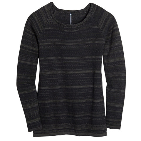 Kuhl Women's Alessandra Sweater - Dark Forest