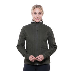 Kuhl Women's Lined Burr Jacket - Dark Sage