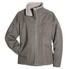 Kuhl Women's Lined Burr Jacket - Light Khaki