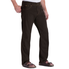 Kuhl Men's Kanvus Jean - Dark Roast