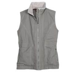 Kuhl Women's Burr Vest Lined - Light Khaki
