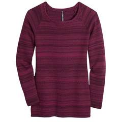 Kuhl Women's Alessandra Sweater - Claret