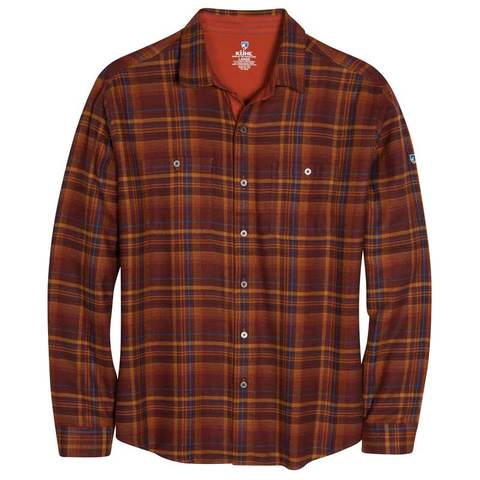 Kuhl Men's Fugitive Shirt - Red Rock