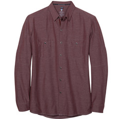 Kuhl Men's Long Sleeve Renegade Shirt - Brick