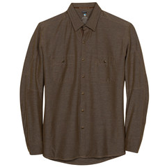 Kuhl Men's Long Sleeve Renegade Shirt - Walnut