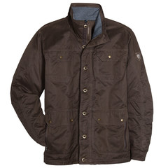 Kuhl Men's Insulated Kollusion Jacket - Turkish Coffee