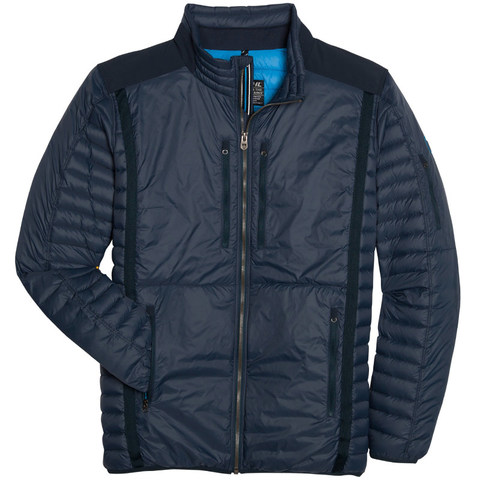 Kuhl Men's Spyfire Jacket - Pirate Blue
