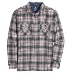 Kuhl Men's Dillingr Long Sleeve Shirt - Olive