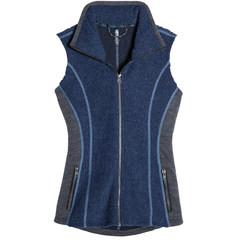 Kuhl Women's Kozet Vest - Blue Depths